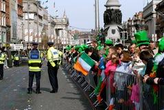 St. Patrick´s Day Parade 8 Royalty Free Stock Image