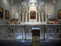 ST Patrick& x27 καθεδρικός ναός του s στη Νέα Υόρκη που τιμά έναν Άγιο Στοκ εικόνα με δικαίωμα ελεύθερης χρήσης