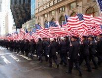 st patrick парада дня Стоковые Изображения