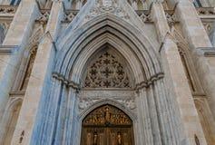St. Patrick & x27; собор s Стоковое Фото