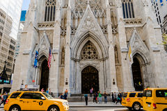 St. Patrick & x27; собор s Стоковая Фотография RF