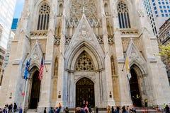 St. Patrick & x27; собор s Стоковые Изображения