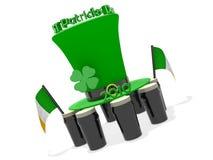 St Patrick Immagini Stock Libere da Diritti
