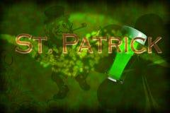 St. Patrick Stock Image