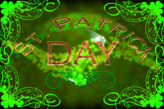 St. Patrick Stock Photography
