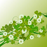 St. Patrick. 's Day design background Stock Photo
