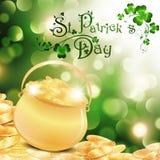 St.Patrick Image libre de droits