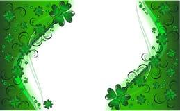 St. Patrick background Royalty Free Stock Photography