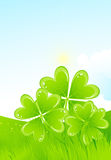 St. Patrick background Royalty Free Stock Photography