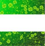St. Patrick background Stock Photography