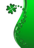 St. Patrick background Royalty Free Stock Photo