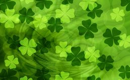 St. Patrick background Royalty Free Stock Image