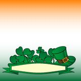 St Patrick Background Banner Vector Illustratie