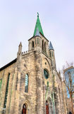 St Patrick Basilica in Montreal, Canada Stock Image
