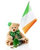 St. Patrick Bear Stock Photography