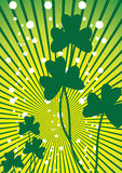 St patrick bg 3 Royalty Free Stock Photography