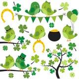 St Patrick Birds Imagen de archivo