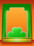 St Patrick Cards Royalty Free Stock Photos