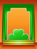 St Patrick Cards Royalty Free Stock Photos