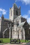 St Patrick Cathedral à Dublin Photographie stock