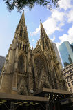 St Patrick Cathedral Royalty Free Stock Photo