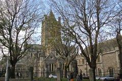 St Patrick Cathedral Fotografia Stock Libera da Diritti