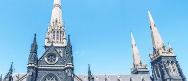 St Patrick Cathedral in Melbourne, Australia Royalty Free Stock Photo