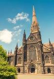 St Patrick Cathedral, Melbourne - Australie Images stock