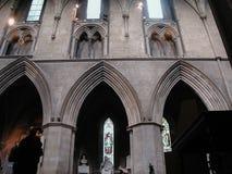 St Patrick church in Dublin Stock Image