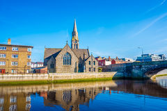 St. Patrick Church, Dublin, Ireland Royalty Free Stock Images