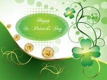 St. Patrick Dag Stock Fotografie