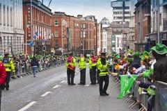St.Patrick dag Royalty-vrije Stock Foto's