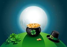 St. Patrick Dag Stock Afbeelding