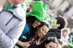 St. Patrick Dag Stock Afbeeldingen