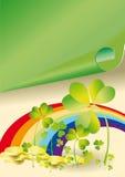 St Patrick dag Royalty-vrije Illustratie