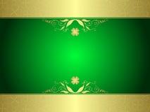 St. Patrick dagachtergrond Stock Foto