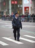 St. Patrick Dagparade New York 2013 Stock Afbeeldingen