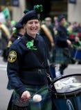 St. Patrick Dagparade New York 2013 Royalty-vrije Stock Afbeelding