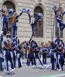 St. Patrick Dagparade New York 2013 Stock Fotografie