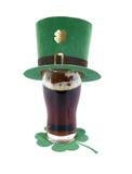 St. Patrick dagsymbolen Stock Afbeeldingen