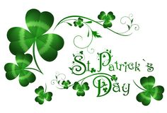 St.Patrick day royalty free illustration