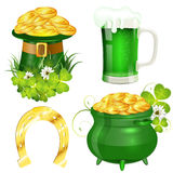St. Patrick Day Stockfotos