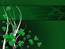 St Patrick day background Stock Photos