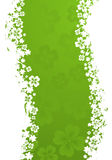St. Patrick Day Background vector illustration