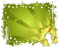 St. Patrick Day Background Royalty Free Stock Photography