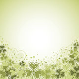 St. Patrick Day Background Stock Photography