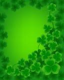 St. Patrick day background Stock Photography