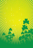 St patrick day bg 4 Royalty Free Stock Image