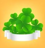St. Patrick day card Stock Photos