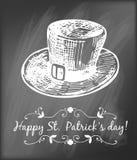 St. Patrick day card Royalty Free Stock Photo
